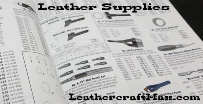 leather supplies