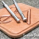 Craftool Pro Stamps Review Plus Leather Stamping Tutorial
